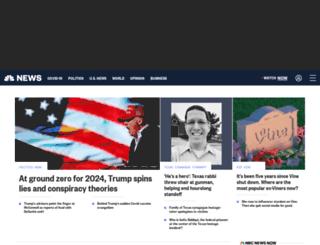 chairforce.newsvine.com screenshot