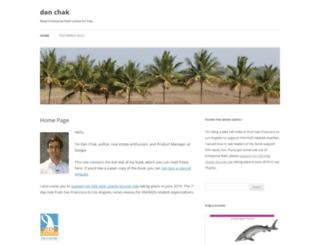 chak.org screenshot