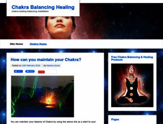 chakra-balance.com screenshot