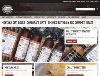 chaletmarket.com screenshot