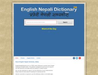 chalfal.com screenshot