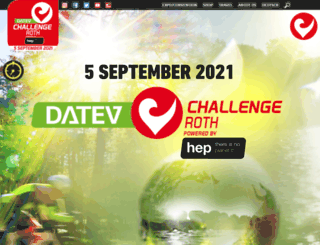 challenge-roth.com screenshot