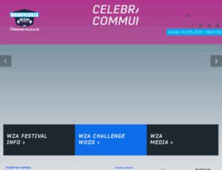 challenge.thewodapalooza.com screenshot
