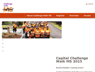 challengedcw.nationalmssociety.org screenshot