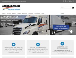 challenger.com screenshot