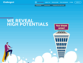 challengest.com screenshot