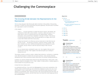 challengingthecommonplace.blogspot.com screenshot