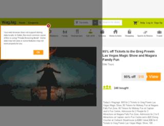 chalmers.wagjag.com screenshot