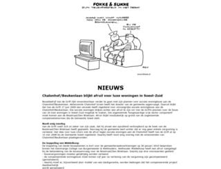 chalonhofgroen.nl screenshot