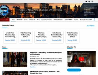 chamber.nyc screenshot