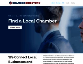 chamberdata.cc screenshot