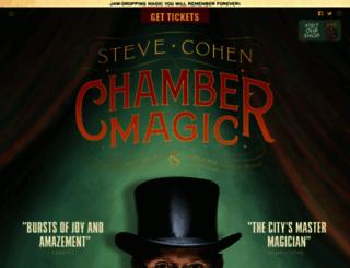 chambermagic.com screenshot