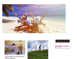 chambres-hotes-vacances.fr screenshot