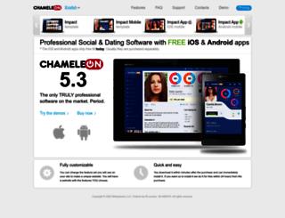 chameleon.abk-soft.com screenshot