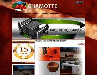 chamottes-tn.com screenshot