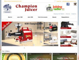 champion2.ipower.com screenshot