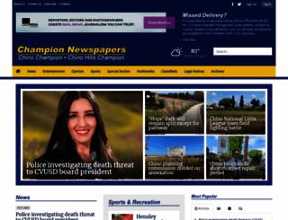 championnewspapers.com screenshot