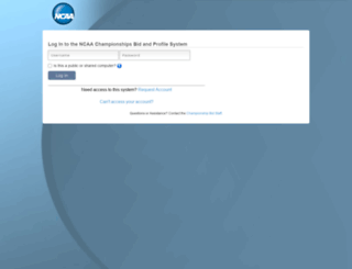 championships.ncaa.org screenshot