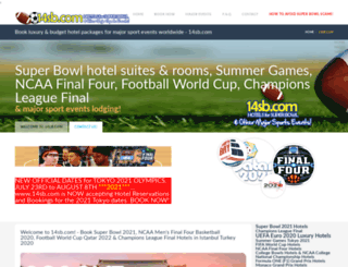 championshipsfinalshotels.com screenshot