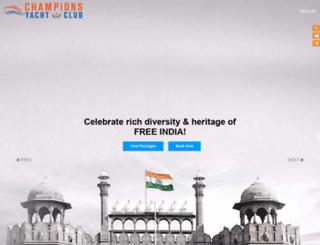 championsyachtclub.com screenshot