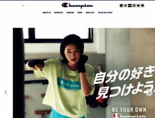 championusa.jp screenshot