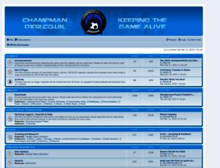 champman0102.co.uk screenshot