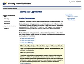 champs.submit4jobs.com screenshot