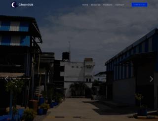 chandaklabs.com screenshot