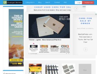 chandigarhservices.com screenshot