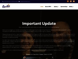 chandraat.com screenshot