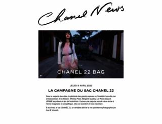 chanel-news.com screenshot