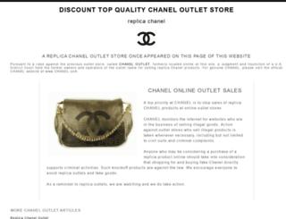 chanelbagsae.com screenshot