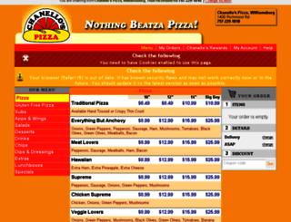 chanellos27.foodtecsolutions.com screenshot