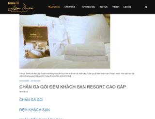changagoikhachsan.vn screenshot