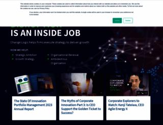 change-logic.com screenshot