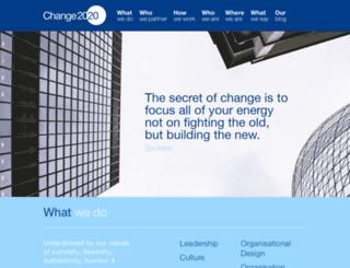 change2020blog.devave.com screenshot
