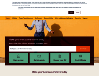 changeboard.com screenshot
