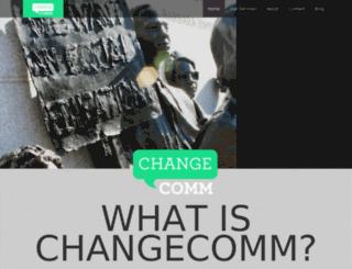 changecomm.net screenshot