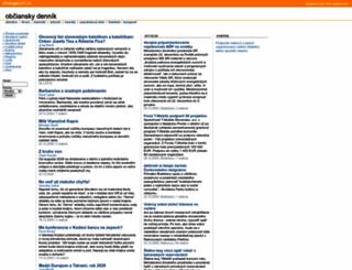 changenet.sk screenshot
