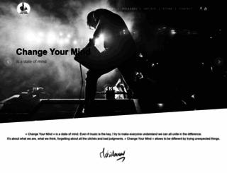 changeyourmind.fr screenshot