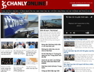 chanlyonline.com screenshot