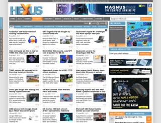 channel.hexus.net screenshot