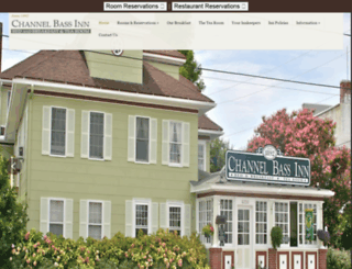 channelbassinn.com screenshot