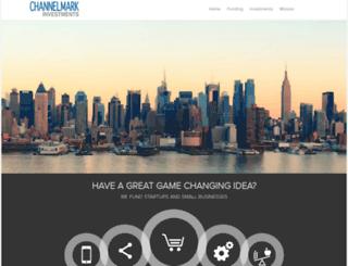 channelmark.com screenshot