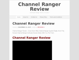 channelrangerreviewx.com screenshot