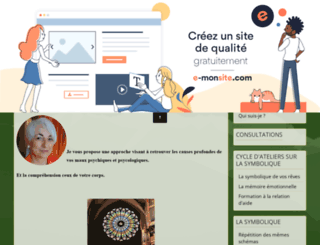 chantalfeugnet.com screenshot