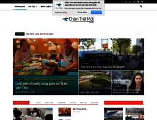 chantroimoimedia.com screenshot