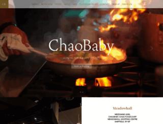 chaobaby.co.uk screenshot