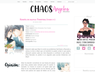 chaosangeles.blogspot.mx screenshot