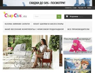 chapchic.ru screenshot